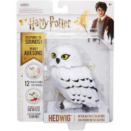 HEDWIG INTERACTIVE Figure 12cm Official Hogwarts Owl HARRY POTTER JAKKS PACIFIC Warner Bros