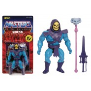 HE-MAN Action Figure 14cm MASTER OF THE UNIVERSE Herois Warrior Greyskull Original Super7