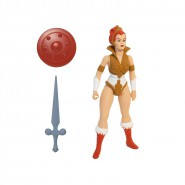 TEELA Action Figure 14cm MASTER OF THE UNIVERSE Heroic Captain Of Royal Guard Original Super7