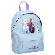 BACKPACK With Low Pocket FROZEN 2 Find Your Way 31x29x9cm Elsa Anna from MOVIE ORIGINAL School DISNEY