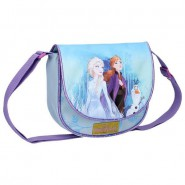 SHOULDER BAG FROZEN 2 Find The Way 20x16x6cm Elsa Anna from MOVIE ORIGINAL School DISNEY