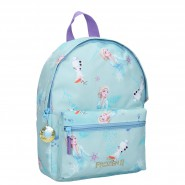 Small BACKPACK FROZEN 2 Find The Way 32x25x9cm Elsa Anna from MOVIE ORIGINAL School DISNEY