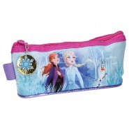 PENCIL CASE FROZEN 2 Find The Way 20cm Elsa Anna from MOVIE ORIGINAL School DISNEY
