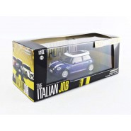 2003 MINI COOPER 2018 Model 8cm DieCast 1/43 From the movie ITALIAN JOB ORIGINAL Greenlight