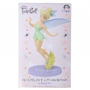 Figure Statue TINKER BELL Tinkerbell Disney 20cm PEARL Version Original SEGA Japan