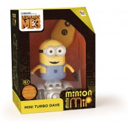 Figure Minion DAVE MINI TURBO R/C Radiocontrolled From Despicable Me 3 MINIONS Original