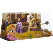BOX 5 FIGURES 8cm  RAPUNZEL Tangled Original JAKKS PACIFIC Disney