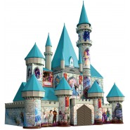 3D Puzzle FROZEN 2 CASTLE 216 Pieces - Original DISNEY Ravensburger 11156