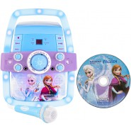 Frozen KARAOKE - CD PLAYER With MICROPHONE and CD Official Original