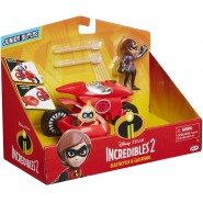MOTO Elasticycle Rocket Launcher ELASTIGIRL From Incredibles 2 Original DISNEY Jakks Pacific