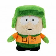 SOUTH PARK Plush 20cm KYLE Green Hat ORIGINAL Comedy Central