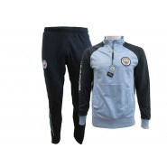MANCHESTER CITY F.C. Complete Suit Pants and Jacket Replica Original With Official License