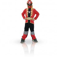 Carnival COSTUME of POWER RANGERS MEGAFORCE Size SMALL 3-4 YEARS Original RUBIE'S Rubies