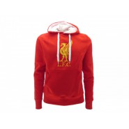 LIVERPOOL F.C. Hooded HOODIE Sweatshirt Original With Official License