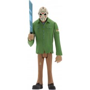 JASON VORHEES Action Figure 15cm Friday the 13th TOONY TERRORS Original NECA