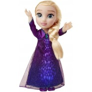 Figure Doll ELSA 35cm Talking and Singing from FROZEN 2 DISNEY Jakks Pacific