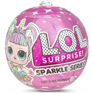 L.O.L. SURPRISE Ball Sphere SPARKLE SERIES Serie 1 Official ORIGINAL LOL MGA