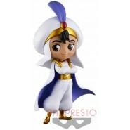 Figure Statue 14cm ALADDIN QPOSKET Banpresto DISNEY Characters Prince Style Version SPECIAL COLOR B