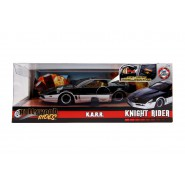 KNIGTH RIDER Supercar Model Car K.A.R.R. KARR  Front LED Lights 1/24 20cm Enemy Of KITT Jada