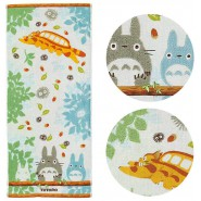 My Neighbour TOTORO Bath TOWEL 80x34cm ORIGINAL Studio Ghibli