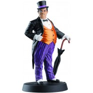 Figure PENGUIN Plyresin Villain From Batman 9cm Scale 1/21 Serie Eaglemoss HERO Collection DC Comics Num 06
