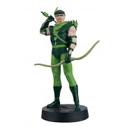 GREEN ARROW Polyresin Hero 9cm Scale 1/21 Serie Eaglemoss HERO Collection DC Comics Num 08