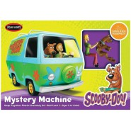 SCOOBY-DOO Model SNAP Kit Mistery Machine with 2 Figures Scale 1:25 20cm POLAR LIGHTS
