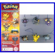 SET 6 Figures POKEMON Special GIRATINA ALTERED FORM Original TOMY Rare