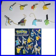 SET 6 Figures POKEMON Special ARCEUS EDITION Original TOMY Rare