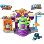 SUPERZINGS Big Playset KAZOOM LAB BATTLE Professor K VS Enigma ORIGINAL Super Zings