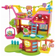 MOJI POPS Playset TREE HOUSE With FIGURES Original MAGIC BOX