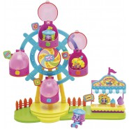 MOJI POPS Playset  FERRIS WHEEL With FIGURES Original MAGIC BOX