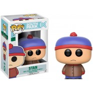 STAN Vinyl Figure 7cm from SOUTH PARK Original POP Funko 08