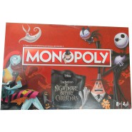 MONOPOLY Special Edition NIGHTMARE BEFORE CHRISTMAS Game ITALIAN VERSION Hasbro
