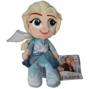 Plush 20cm FROZEN 2 Princess Elsa Original PTS DISNEY