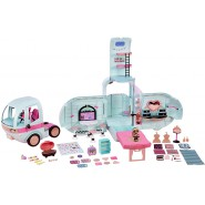 L.O.L. Surprise Giant Playset GLAMPER 2 IN 1 Camper More than 55 Surprises Original MGA LOL