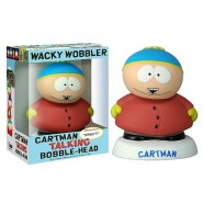 CARTMAN Bobble Head Figure TALKING 15cm From SOUTH PARK Original FUNKO FUNKO Wacky Wobbler
