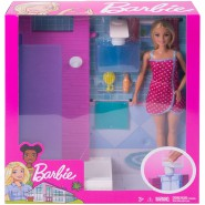 BARBIE Bath Playset SHOWER Doll and many extra Original Mattel FXG51