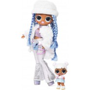 BOX Figures Doll SNOW ANGEL e SNOWLICIOUS Serie O.M.G. WINTER DISCO Fashion Doll ORIGINALE L.O.L. Surprise MGA LOL OMG