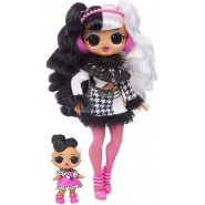BOX Figures Doll DOLLIE and DOLLFACE Serie O.M.G. WINTER DISCO Fashion Doll ORIGINALE L.O.L. Surprise MGA LOL OMG