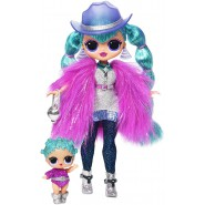 BOX Figures Doll COSMIC NOVA and COSMIC QUEEN Serie O.M.G. WINTER DISCO Fashion Doll ORIGINALE L.O.L. Surprise MGA LOL OMG