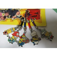 MINION Set 5 Pendant Despicable Me