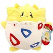 TOGEPI Plush 20cm Pokemon Egg Fairy-Type Serie 4 Giochi Preziosi WCT