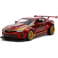 AVENGERS Iron Man Model 2016 Chevy Camaro 1/32 13cm Original JADA Toys