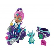 SHIMMER and SHINE Zeta's Scooter Original Fisher Price