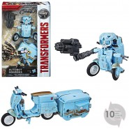 Model Robot Scooter AUTOBOT SQWEEKS from TRANSFORMERS THE LAST KNIGHT Original HASBRO C2403