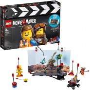 LEGO 70820 MOVIE MAKER Lego Movie 2 ORIGINAL Make your own movie