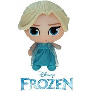 FROZEN Original PLUSH 18cm ELSA Stylized OFFICIAL