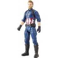 Figure CAPITAN AMERICA Avengers Infinity War 30cm TITAN HERO SERIE Original HASBRO E1421 MARVEL