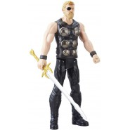 Figure THOR Avengers Infinity War 30cm TITAN HERO SERIE Original HASBRO E1424 MARVEL